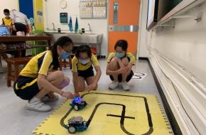 STEM 活動 --- 智能交通燈